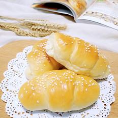 萝卜干面包卷