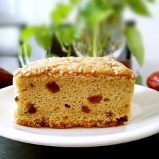 红糖红枣戚风蛋糕