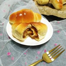 苹果酱面包卷