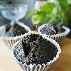营养美味防脱发的蒸黑芝麻米糕