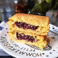 紫米奶酪吐司