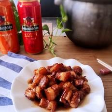 啤酒红烧肉