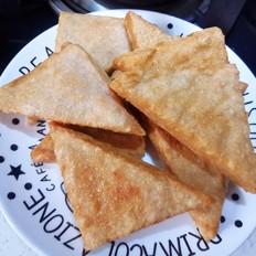 福建小吃炸芋粿