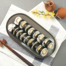 鹌鹑蛋培根寿司
