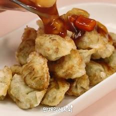 汤饺子的做法
