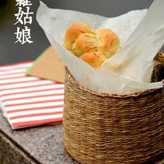 养生红花面包