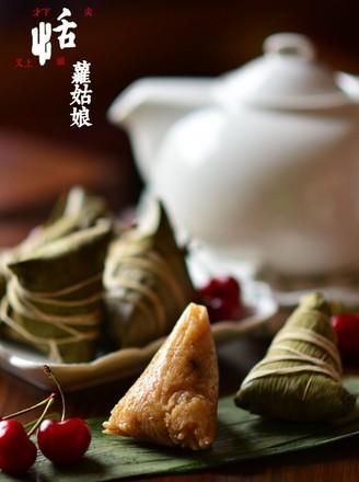 东坡肉粽子的做法