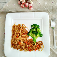 意大利面儿童餐