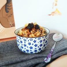 香菇豆干煲仔饭