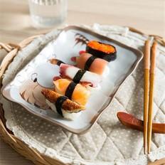 家常易做寿司卷