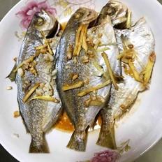 香煎海瓜子鱼