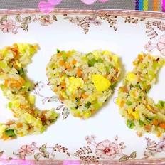 五彩黄金饭