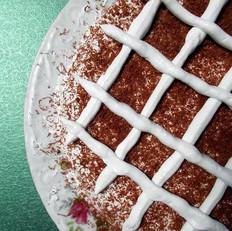 电饭锅巧克力奶油蛋糕