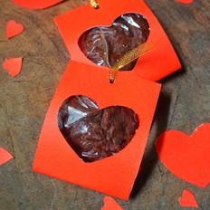情人节巧克力软曲奇