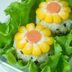 向日葵饭团
