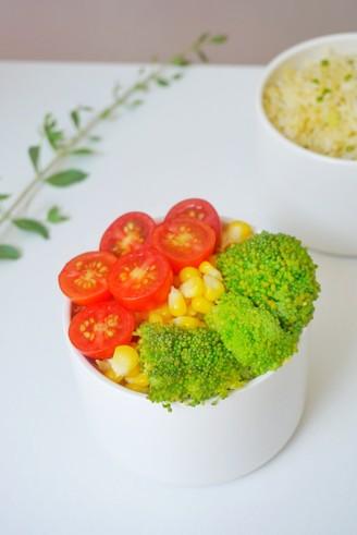 夏日轻食沙拉的做法
