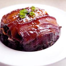 家常版 梅干菜扣肉
