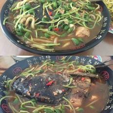鱼头顿豆腐