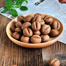 咖啡豆小饼