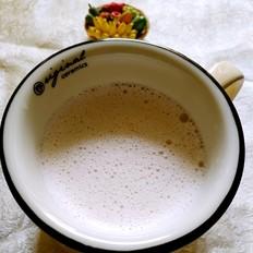 核桃花生红枣豆浆