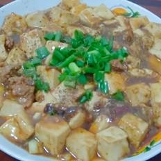 川味家常焖豆腐