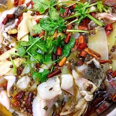 麻辣水煮鱼