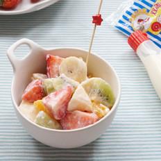 丘比-水果沙拉的做法