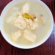 姜酒鸡蛋汤