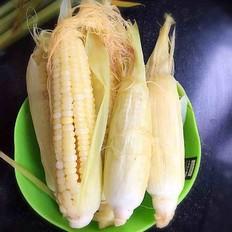 水煮糯玉米