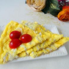 面条鱼煎鸡蛋