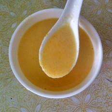 豆浆南瓜羹