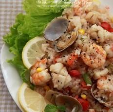 家常海鲜饭