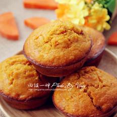 胡萝卜小蛋糕