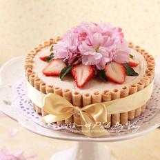 樱之物语慕斯蛋糕