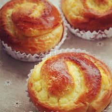 椰蓉卷椰蓉面包