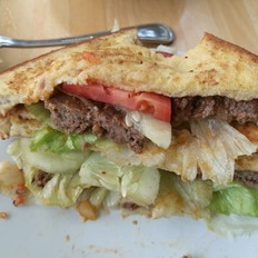 牛肉三明治
