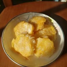 【团团圆圆】黄金米饭饼