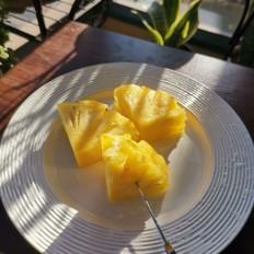 削菠萝技巧