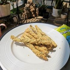 海苔芝麻燕麦酥条