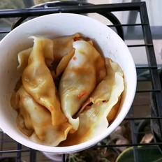西葫芦鸡蛋饺子(饺子馅做法)