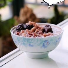 胚芽米红枣红豆养生粥