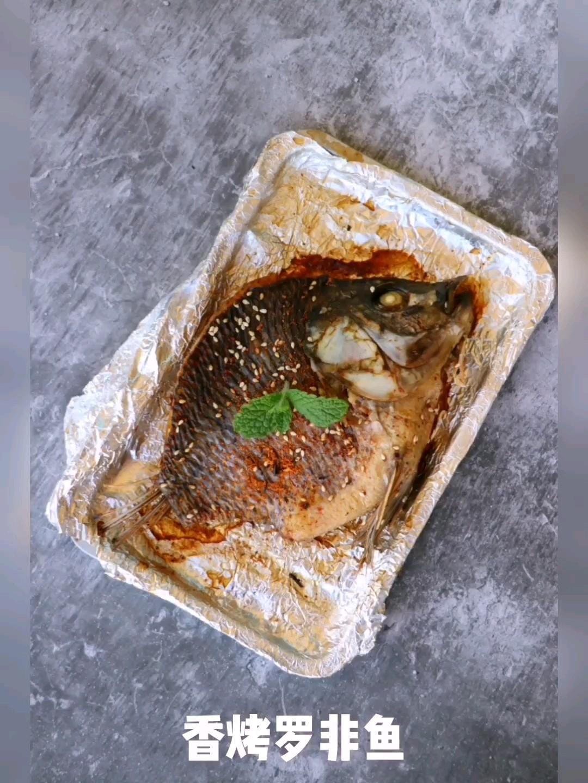 香烤罗非鱼