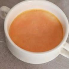 胡萝卜汁蒸蛋