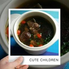 乌鸡香菇汤