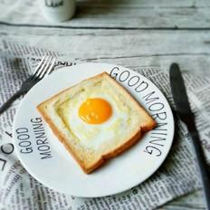 鸡蛋土司片