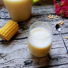 黄豆玉米汁