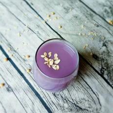 燕麦紫薯浆汁