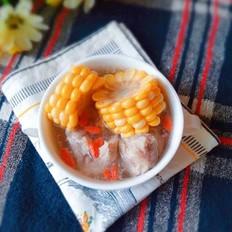 枸杞玉米排骨汤