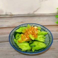 蒜米拌黄瓜