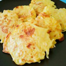 鸡蛋芝士煎饼